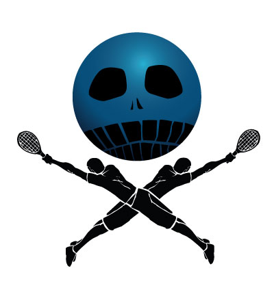 Racquet Ball Logo