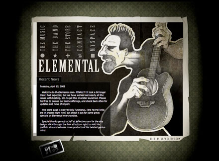 Elemental website 1