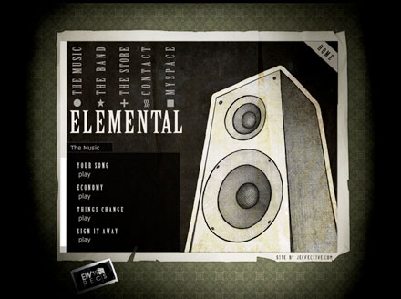 Elemental website 2