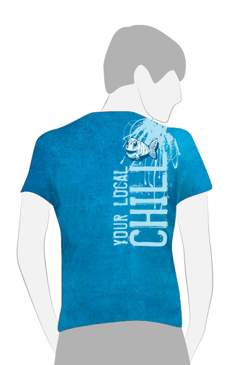 Hoppers Chill T-shirt 2