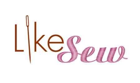 Like Sew Logo