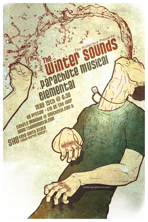 The Winter Sounds poster