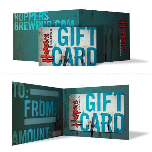 Hopper Gift Card 1
