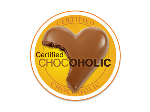 Certified Chocoholics logo