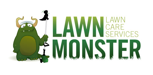 Lawn Monster logo