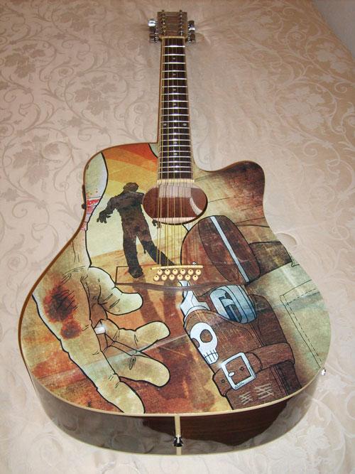 Elemental Guitar wrap 1