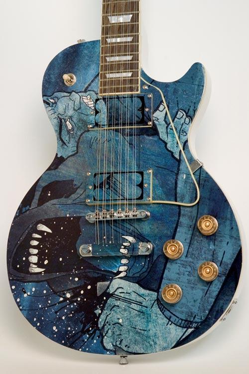 DulceSky guitar 2