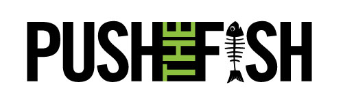 Push the Fish Logo