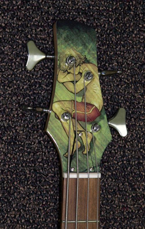 Gator Guitar Head