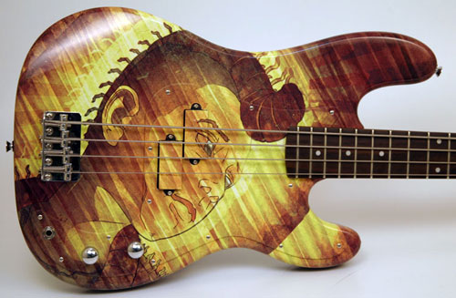 Bass Wrap