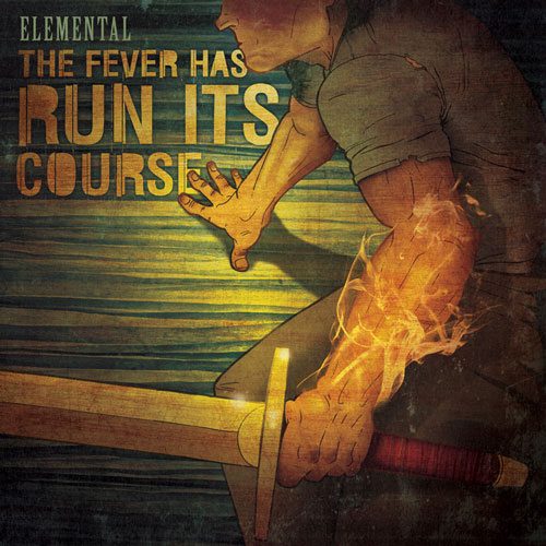 The Fever Has Run It's Course Cover Illustration