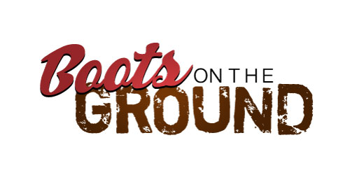 Boots on the Ground Logo