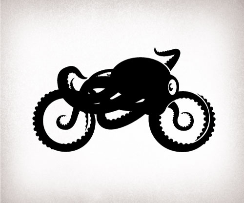 Octocycle