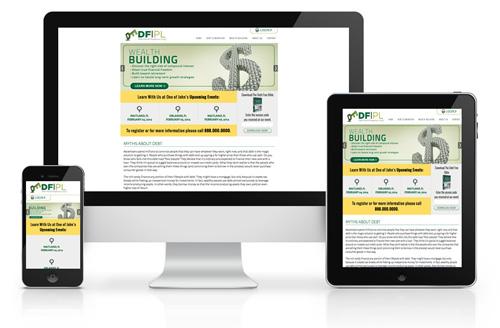 DFPL Responsive Website