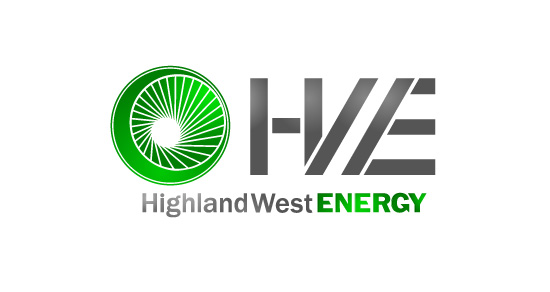 Highland West Energy logo