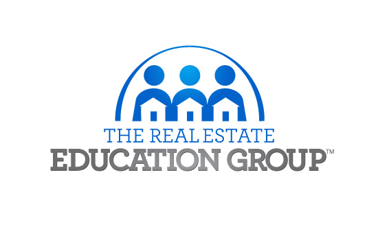 The Real Estate Education Group logo