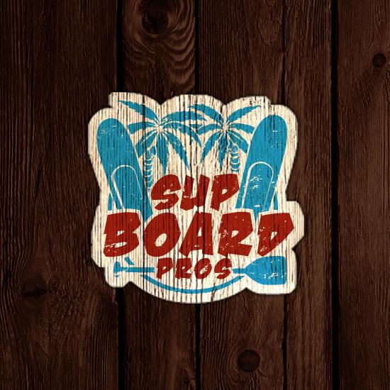 SUP Board Pros logo